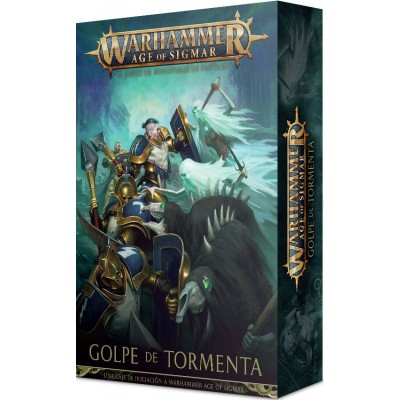 AGE OF SIGMAR GOLPE DE TORMENTA - GAMES WORKSHOP 80-15-03