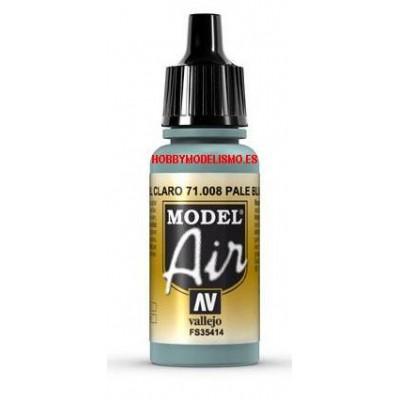 PINTURA ACRILICA AZUL CLARO (17 ml) VALLEJO 71008