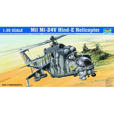 MIL MI-24 V HIND-E - Trumpeter 05103