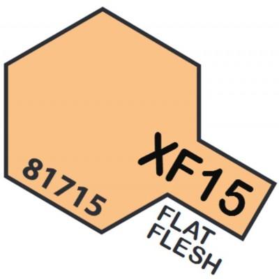 PINTURA ACRILICA CARNE MATE XF-15 (10 ml)
