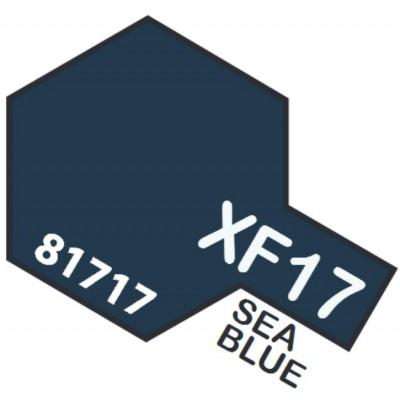 PINTURA ACRILICA AZUL MARINO XF-17 (10 ml)