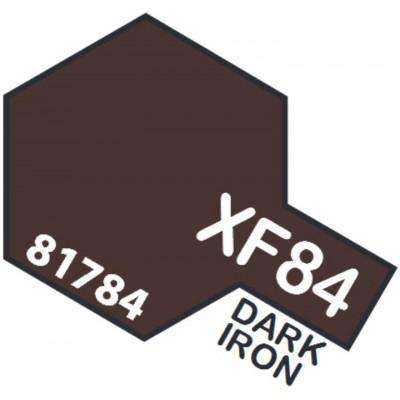 PINTURA ACRILICA METAL OSCURO XF-84 (10 ml)