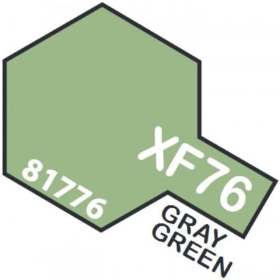 PINTURA ACRILICA VENDE-GRIS MATE RLM 02 XF-76 (10 ml)