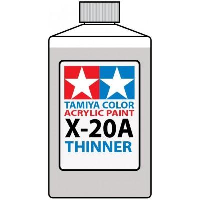 DILUYENTE PINTURAS ACRILICAS (250 ml)