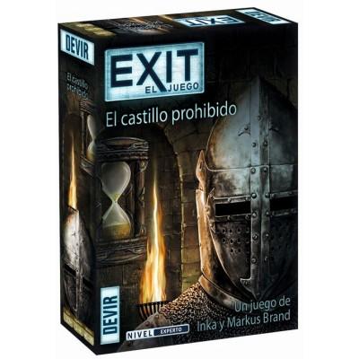 EXIT, EL JUEGO - LA CASTILLO PROHIBIDO - DEVIR 226713