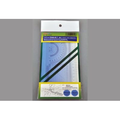 SET REGLAS FLEXIBLES 0,05 mm - Trumpeter Master Tools 09940