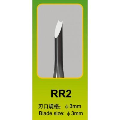 FORMON PARA MODELISMO REDONDO Y CANAL RR2 (3 mm)