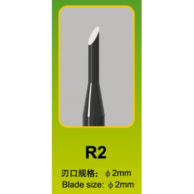 FORMON PARA MODELISMO REDONDO R2 (2 mm)