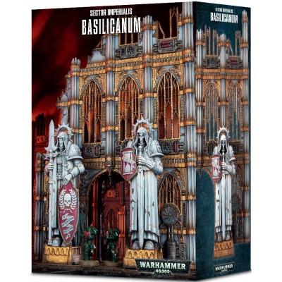 SECTOR IMPERIALIS BASILICANUM - GAMES WORKSHOP 64-48