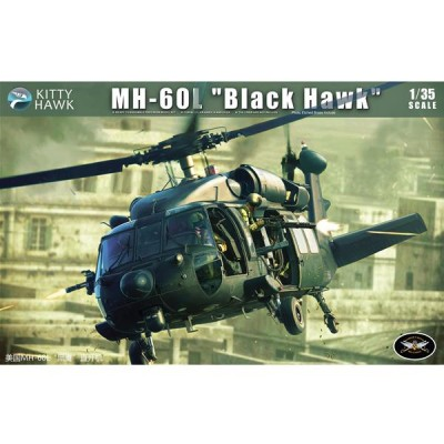 SIKORSKY MH-60 L BLACKHAWK 1/35 - Kitty Hawk KH50005