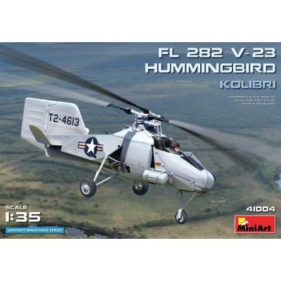 FLETTNER FL-282 V-23 Hummingbird KOLIBRI -Escala 1/35- MiniArt 41004