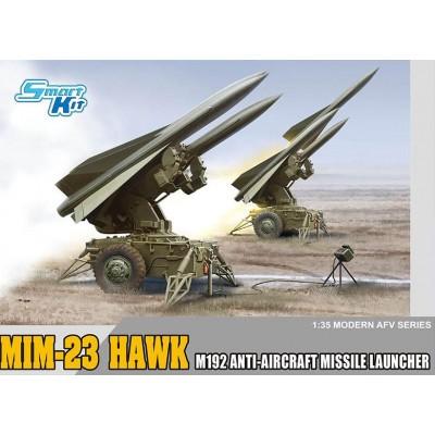 SISMETA DE MISILES ANTIAEREO MIM-23 HAWK -Montaje M-192- 1/35 - Dragon Models 3580