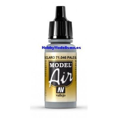 PINTURA ACRILICA AZUL GRIZ CLARO (17 ml)