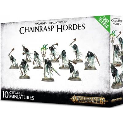 NIGHTHAUNT CHAINRASP HORDES ETB - GAMES WORKSHOP 71-14