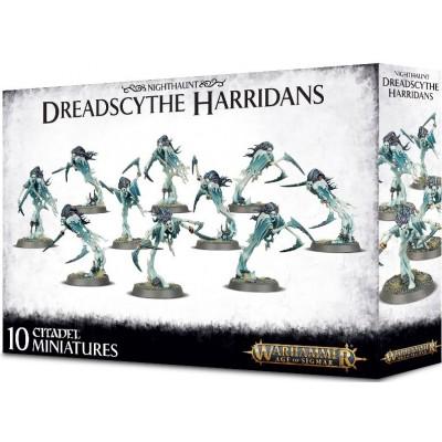 NIGHTHAUNT DREADSCYTHE HARRIDANS - GAMES WORKSHOP 91-28