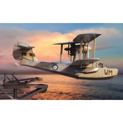 "SUPERMARINE WALRUS MK-I ""Silver Wings"" -Escala 1/48- Airfix A09187"