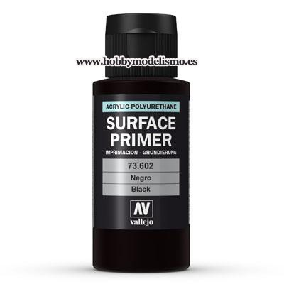 SURFACE PRIMER: NEGRO (60 ml)
