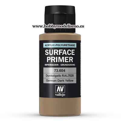 SURFACE PRIMER: DUNKELGELB RAL 7028 (60 ml)