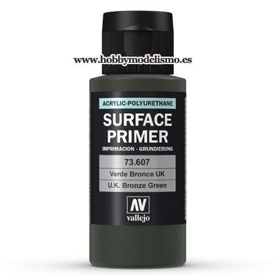 SURFACE PRIMER: VERDE BRONCE U.K. (60 ml)
