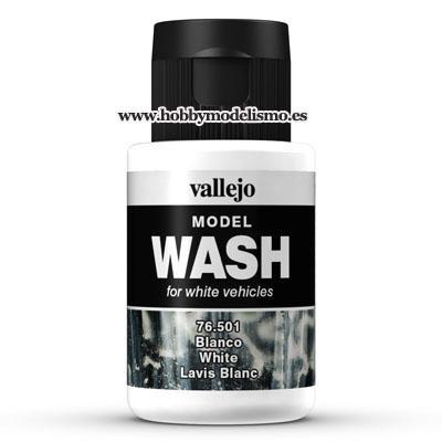 MODEL WASH (35 ml) BLANCO