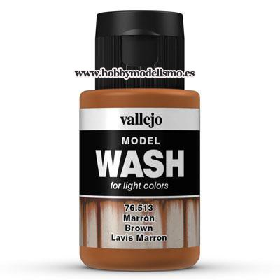 MODEL WASH (35 ml) MARRON