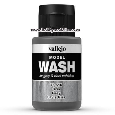 MODEL WASH (35 ml) GRIS - Vallejo 76516