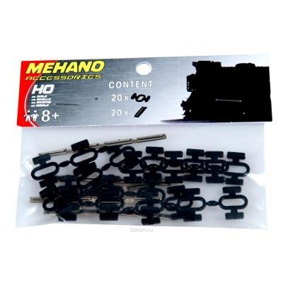 CLIPS METALICOS Y AISLANTES HO MEHANO