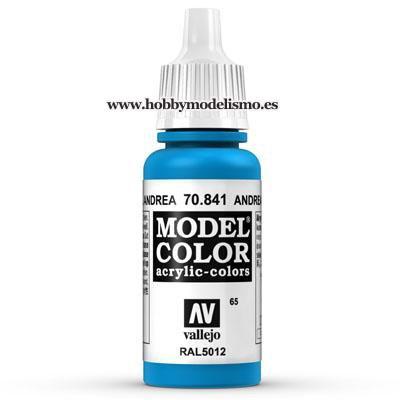 PINTURA ACRILICA AZUL ANDREA (17 ml) Nº65 RAL5012