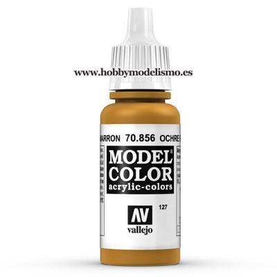 PINTURA ACRILICA OCRE MARRON (17 ml) Nº127