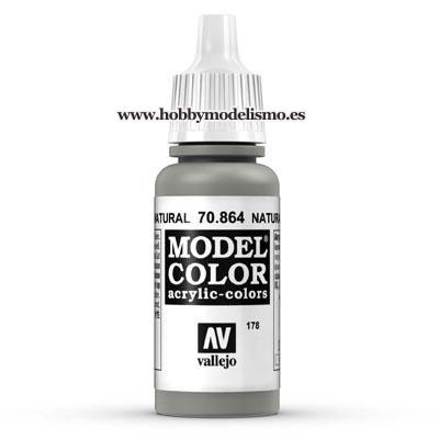 PINTURA ACRILICA ACERO NATURAL (17 ml) Nº178