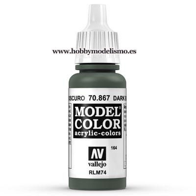 PINTURA ACRILICA AZUL GRIS OSCURO (17 ml) Nº164