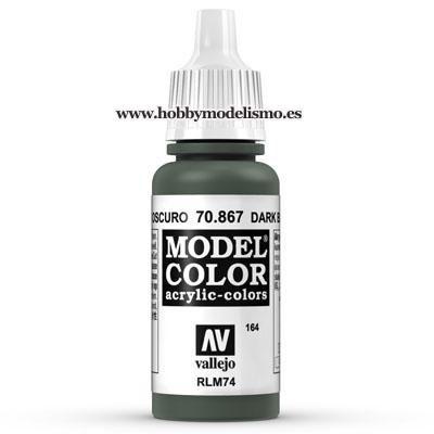 PINTURA ACRILICA AZUL GRIS OSCURO (17 ml) Nº164