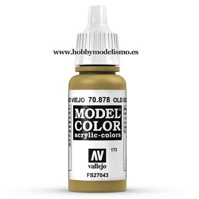 PINTURA ACRILICA ORO VIEJO (17 ml) Nº173 FS27043