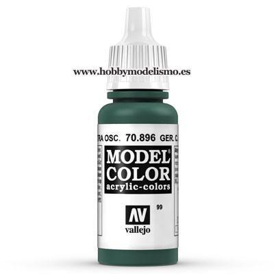 VERDE EXTRA OSCURO ALEMAN (17 ml) Nº99 RAL6012 RLM73 PANZER SERIES