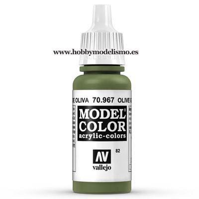 VERDE OLIVA (17 ml) Nº82
