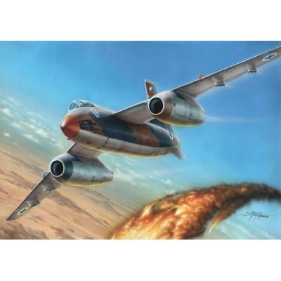 SUD AVIATION VAUTOUR II A -IDF- 1/72 - Special Hobby 72096