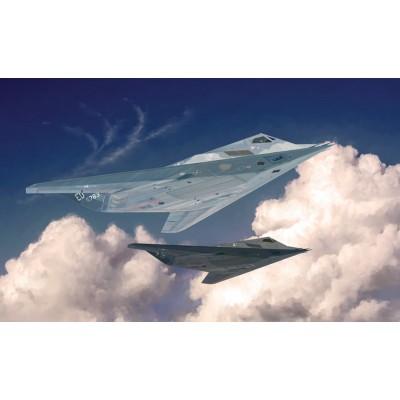 LOCKHEED MARTIN F-117 A NIGHTHAWK 1/48 - Italeri 2750