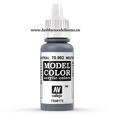 PINTURA ACRILICA GRIS NEUTRAL (17 ml) Nº160 FS36173