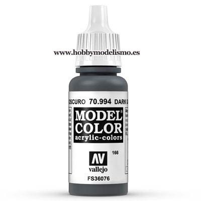 PINTURA ACRILICA GRIS OSCURO (17 ml) Nº166 FS36076