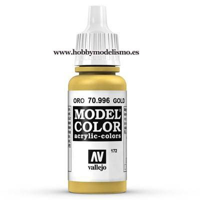 PINTURA ACRILICO ORO COLOR (17 ml) Nº172