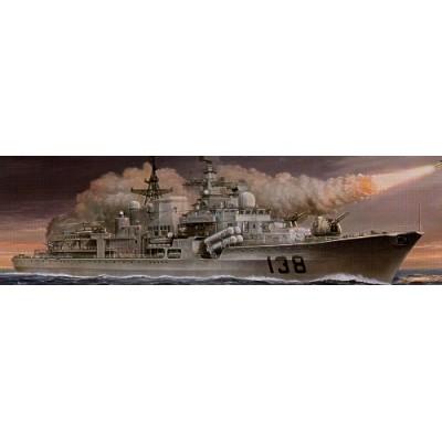 DESTRUCTOR DDG 138 -TAIZHOU (Sovremenniy Class 956EM) 1/200 - Bronco Model BB-2001