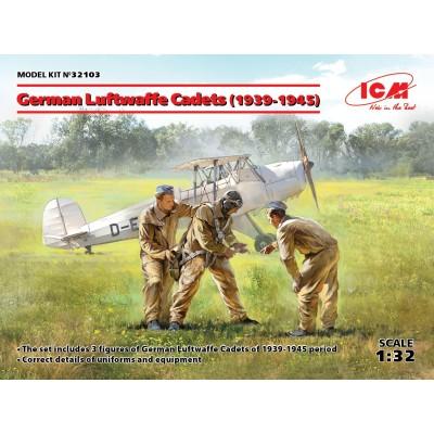 CADETES LUFTWAFFE 1/32 - ICM 32103