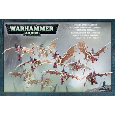 TYRANID PROGENIE DE GARGOLAS - GAMES WORKSHOP 51-12