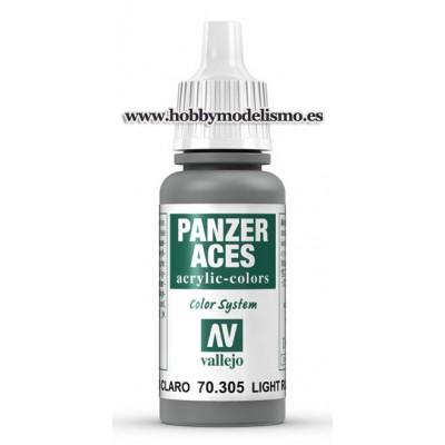 PINTURA ACRILICA CAUCHO CLARO (17 ml) Panzer Aces 305