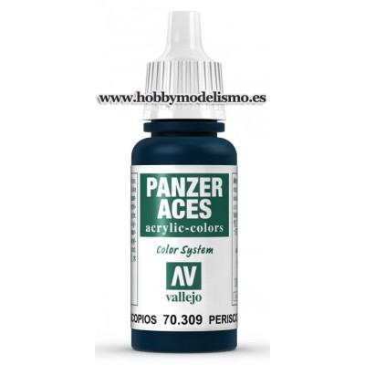 PINTURA ACRILICA PERISCOPIOS (17 ml) Panzer Aces - VALLEJO 70309