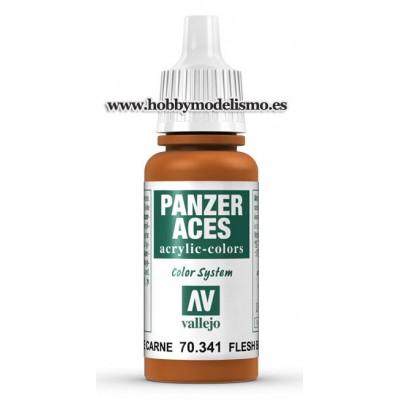 PINTURA ACRILICA CARNE BASE (17 ml) Panzer Aces 341