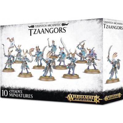 TZEENTCH ARCANITES TZAANGORS - GAMES WORKSHOP 83-75