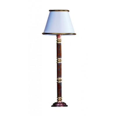 LAMPARA DE PIE CON PANTALLA
