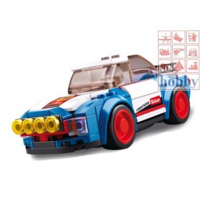 CAR CLUB: RALLY CAR - 138 Pzs -SLUBAN B0675