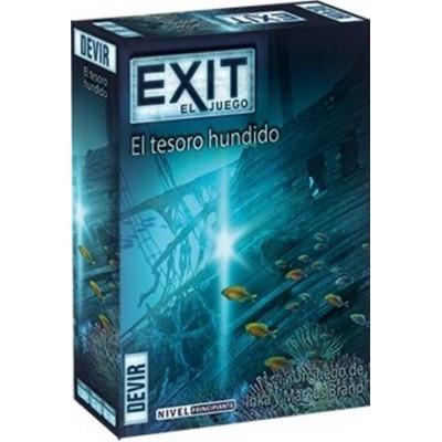EXIT, EL JUEGO - EL TESORO HUNDIDO - DEVIR